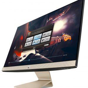 מחשב אסוס ASUS Vivo AiO V241EAK-WA131T -i7-1165G7  23.8inch