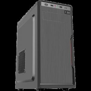 מחשב מורכב דור 10 Solid 500W H410M H i3-10100 i70 8Gb 240sSsd
